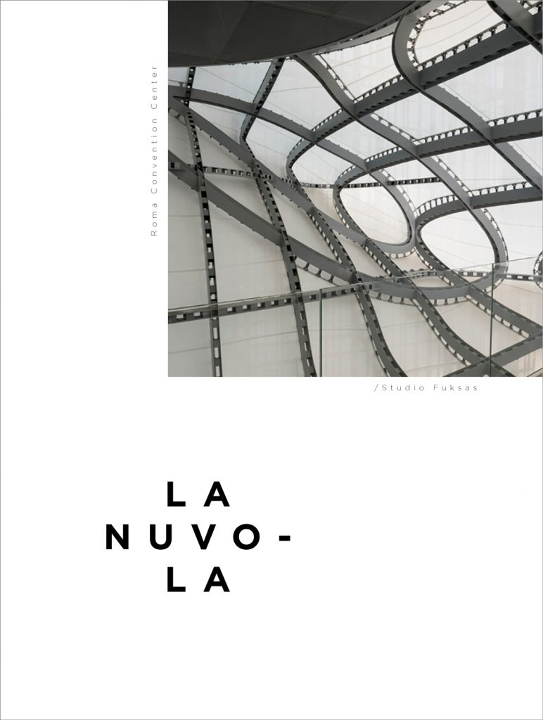 La nuvola di Fuksas - Research Thesis